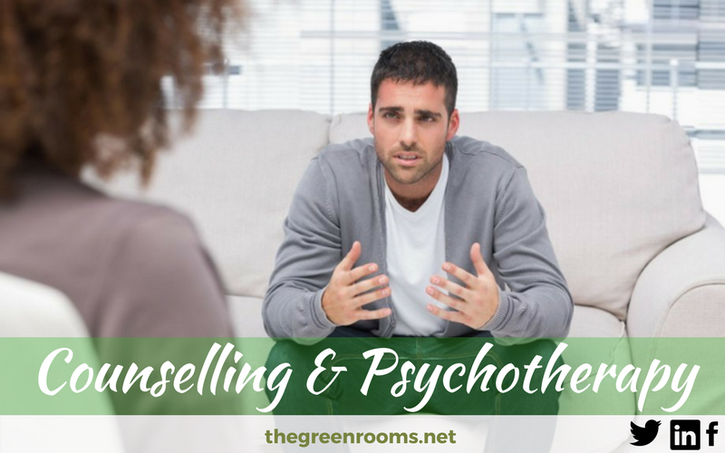 counselling and psychotherapy Session