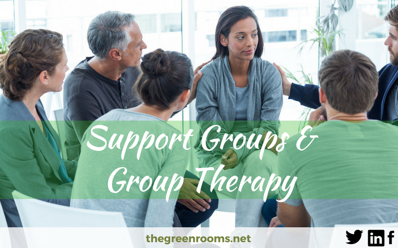Support Group Session