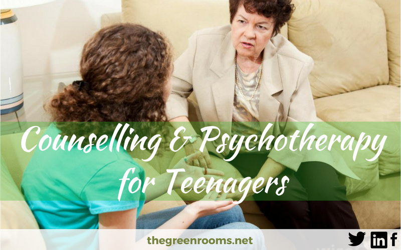 teenage counselling session