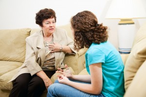 Counselling Psychotherapy Session
