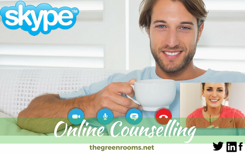 Online Counselling Session via Skype